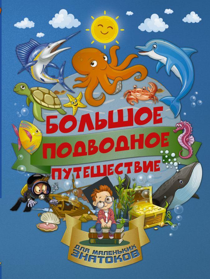 Барановская И.Г. - Большое подводное путешествие обложка книги
