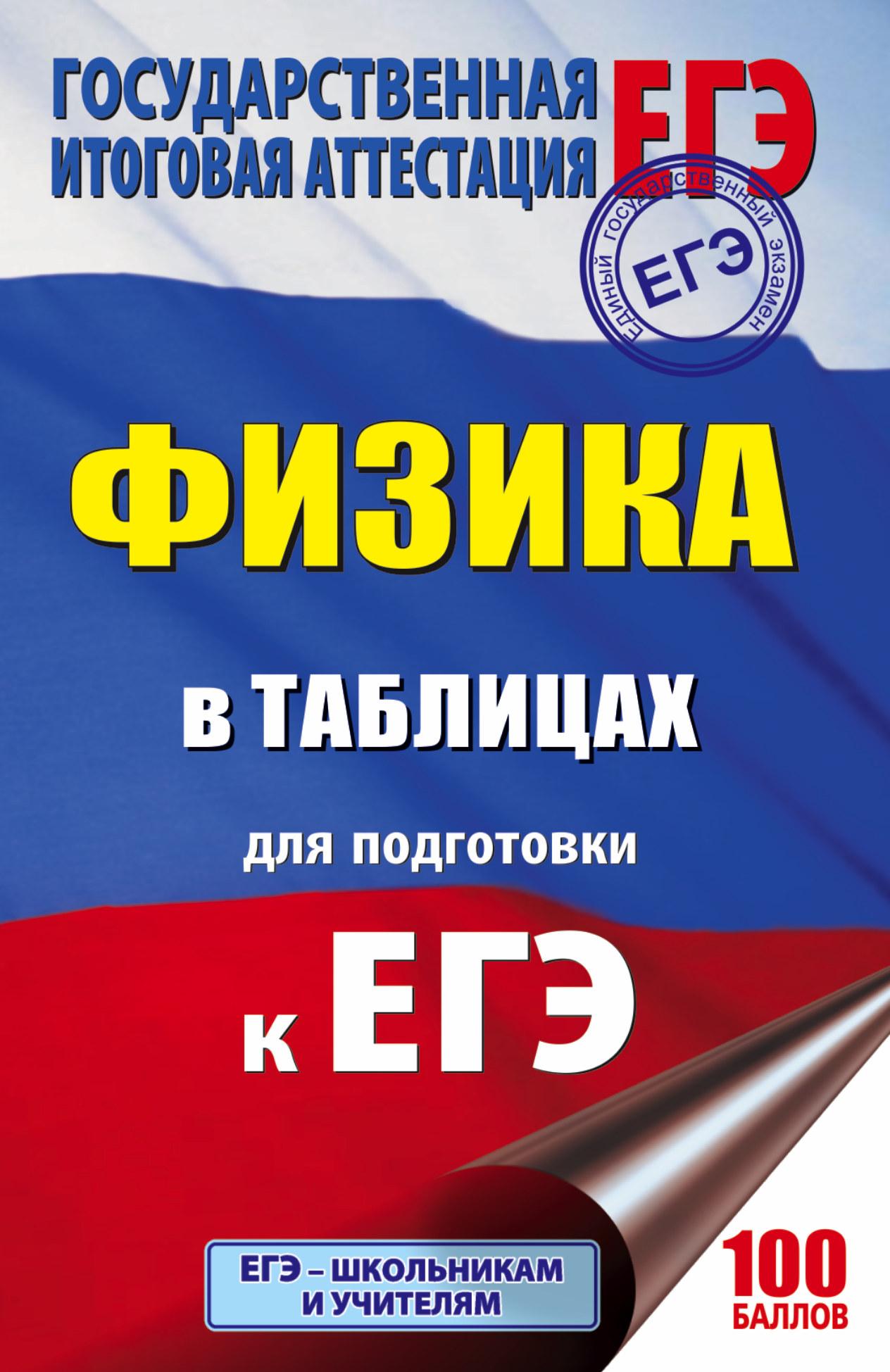 ЕГЭ. Физика в таблицах 10-11 классы от book24.ru