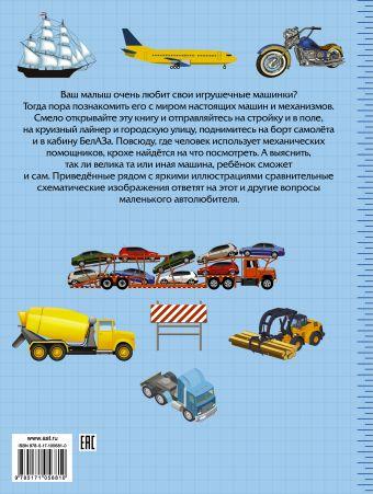 Большие и маленькие машины Доманская Л.В.