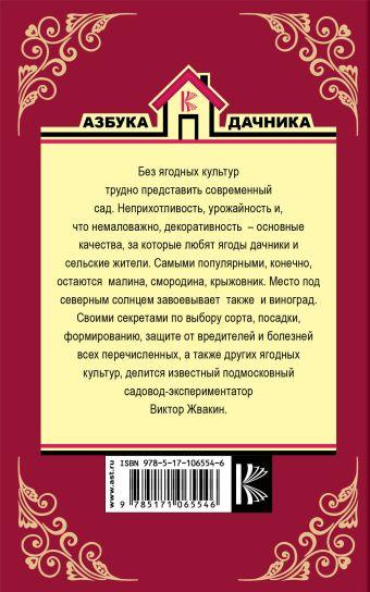 Виноград, малина, смородина, крыжовник и другие ягоды Жвакин Виктор