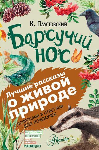 Барсучий нос Паустовский К.Г.
