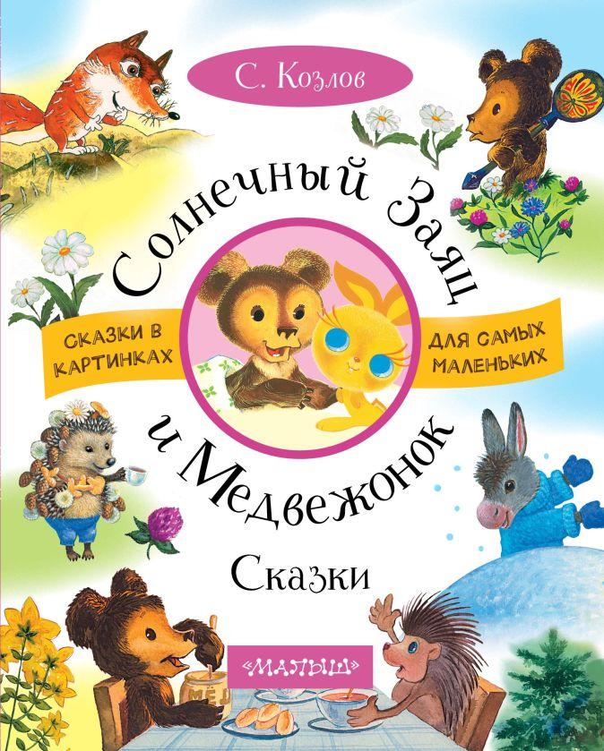 Козлов С.Г. - Солнечный Заяц и Медвежонок. Сказки обложка книги