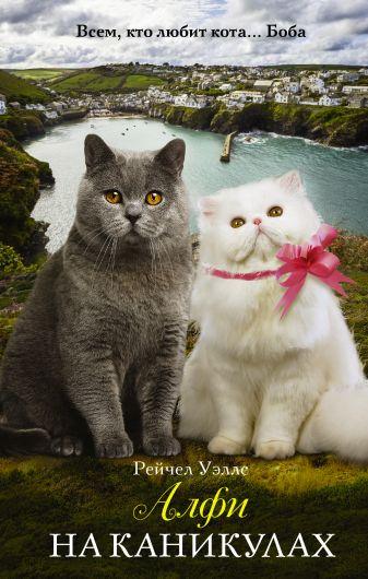 Рейчел Уэллс - Алфи на каникулах обложка книги
