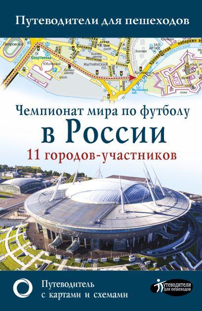 Чемпионат мира по футболу в России. Путеводитель по 11 городам-участникам - фото 1