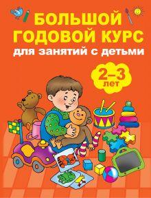 Большой годовой курс для занятий с детьми 2-3 года