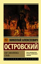 Н. А. Островский - Как закалялась сталь' обложка книги