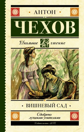 Вишневый сад Чехов А.П.