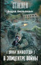 Амельянович А.А. - Зона навсегда. В эпицентре войны' обложка книги