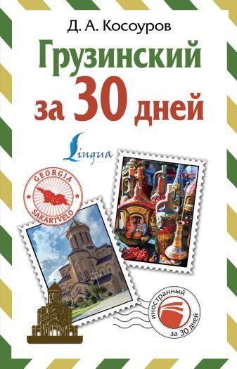 Д. А. Косоуров - Грузинский за 30 дней обложка книги