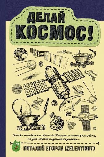 Виталий Егоров (Zelenyikot) - Делай космос! обложка книги