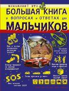 А. Мерников , Д. Туровец, М. Филиппова - Большая книга в вопросах и ответах для мальчиков' обложка книги