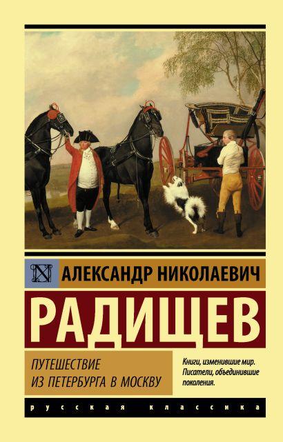 Путешествие из Петербурга в Москву - фото 1