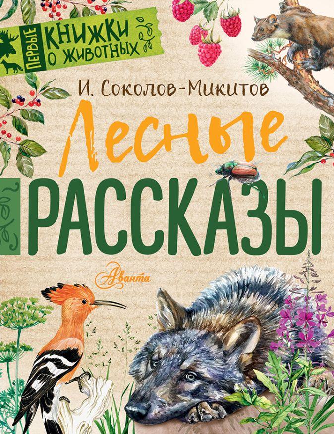 Соколов-Микитов И.С. - Лесные рассказы обложка книги