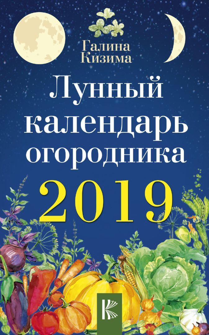 Кизима Г.А. - Лунный календарь огородника на 2019 год обложка книги