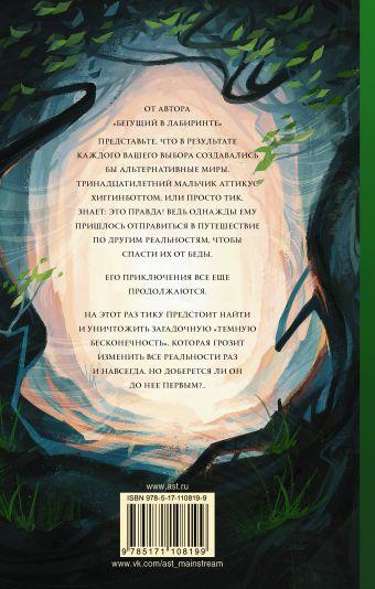 Охота за Темной Бесконечностью Джеймс Дэшнер