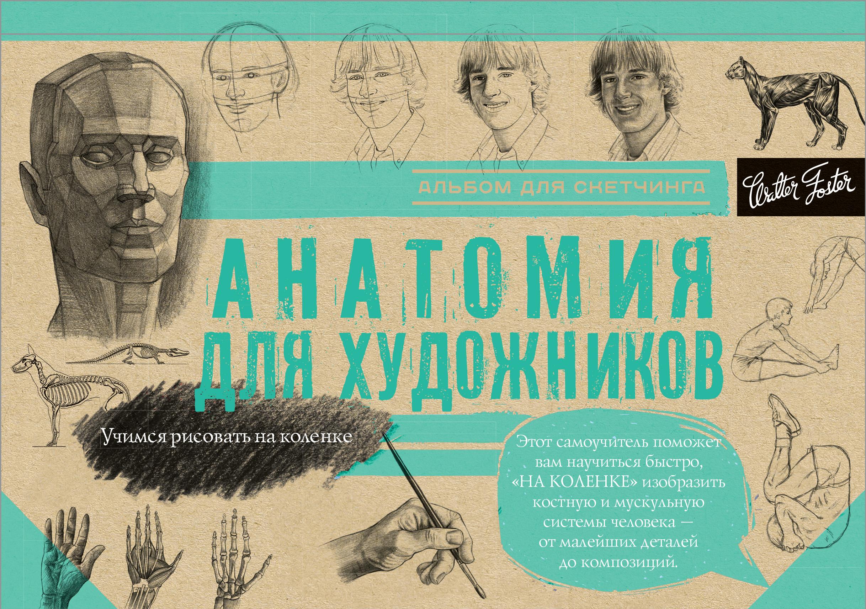 . Анатомия для художников винсент перез большой атлас анатомии человека