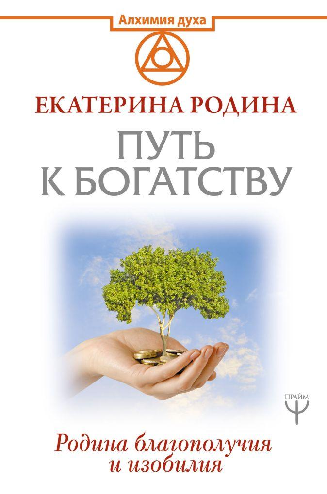 Екатерина Родина - Путь к богатству. Родина благополучия и изобилия обложка книги
