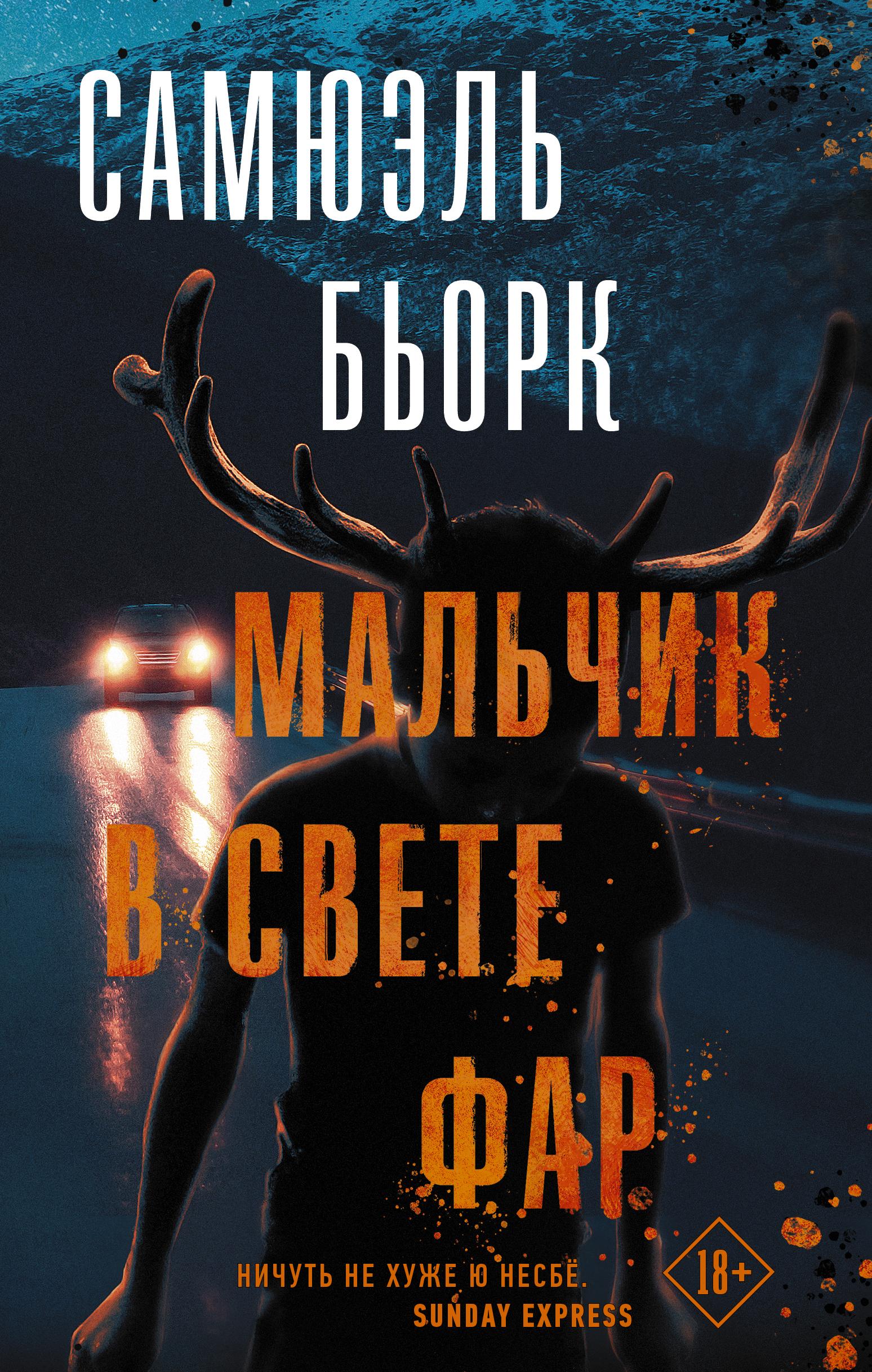 Самюэль Бьорк Мальчик в свете фар