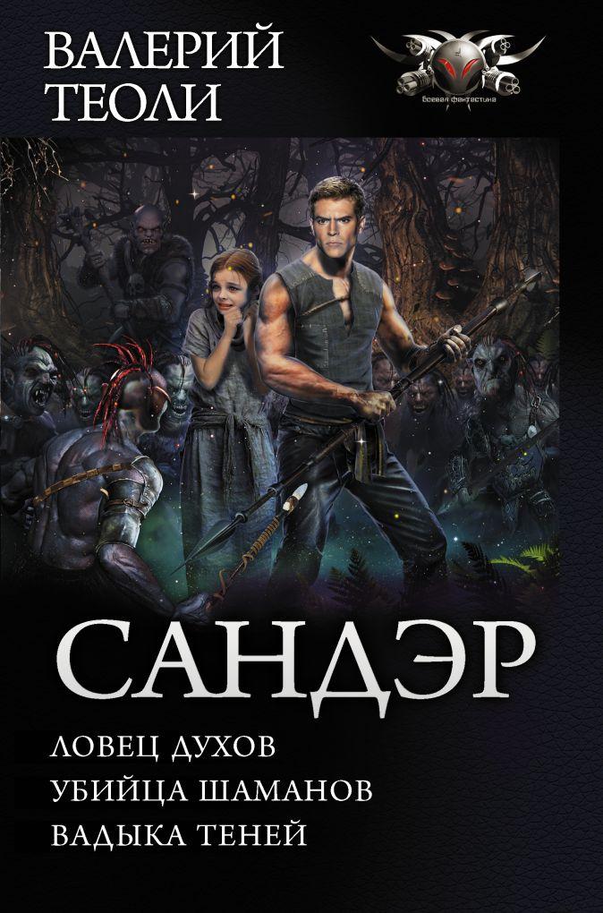 Валерий Теоли - Сандэр обложка книги