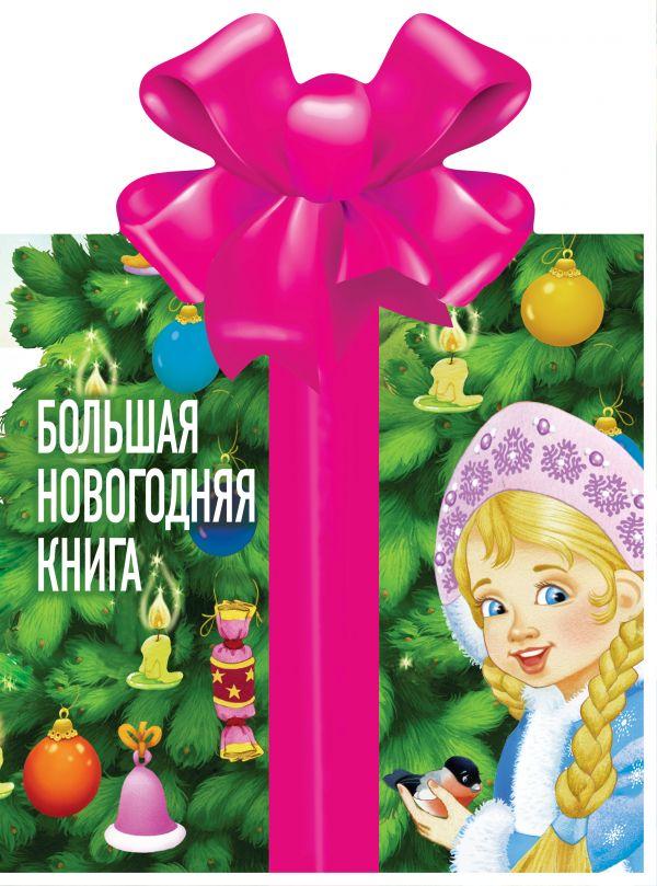 Большая новогодняя книга Гайда Лагздынь
