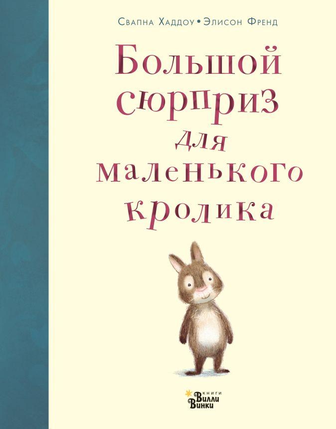 Большой сюрприз для маленького кролика Свапна Хэддоу, Элисон Френд