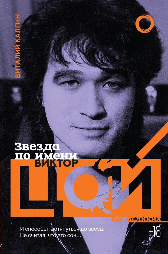 Виталий Калгин - Звезда по имени Виктор Цой обложка книги