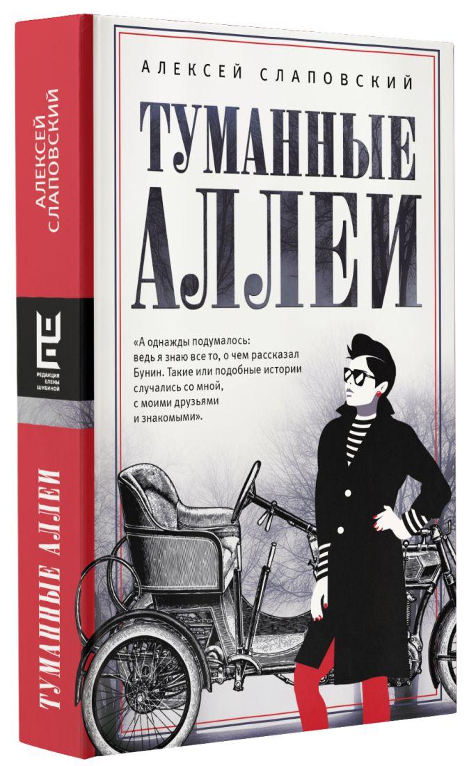 Алексей Слаповский - Туманные аллеи обложка книги