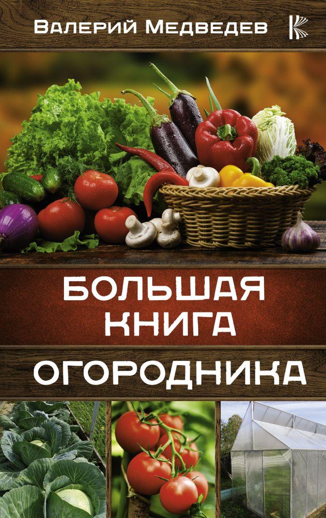 Медведев В.С. - Большая книга огородника обложка книги