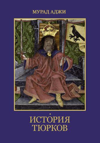 Мурад Аджи - История тюрков обложка книги