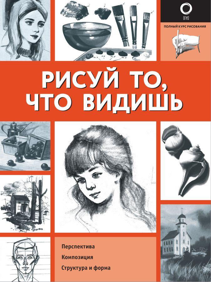 Руди Рейна - Рисуй то, что видишь обложка книги