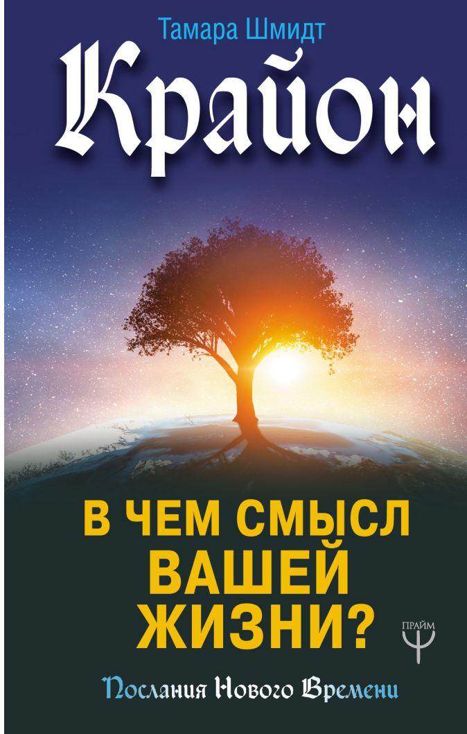 Тамара Шмидт - Крайон. В чем смысл вашей жизни? обложка книги