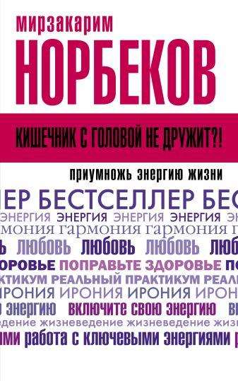 Норбеков М.С. - Кишечник с головой не дружит?! Приумножь энергию жизни обложка книги