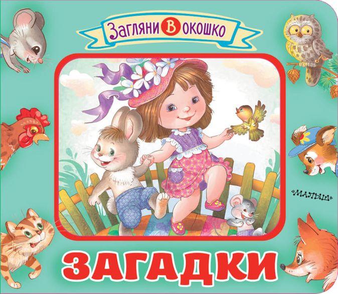 Соколов Г.В. - Загадки обложка книги