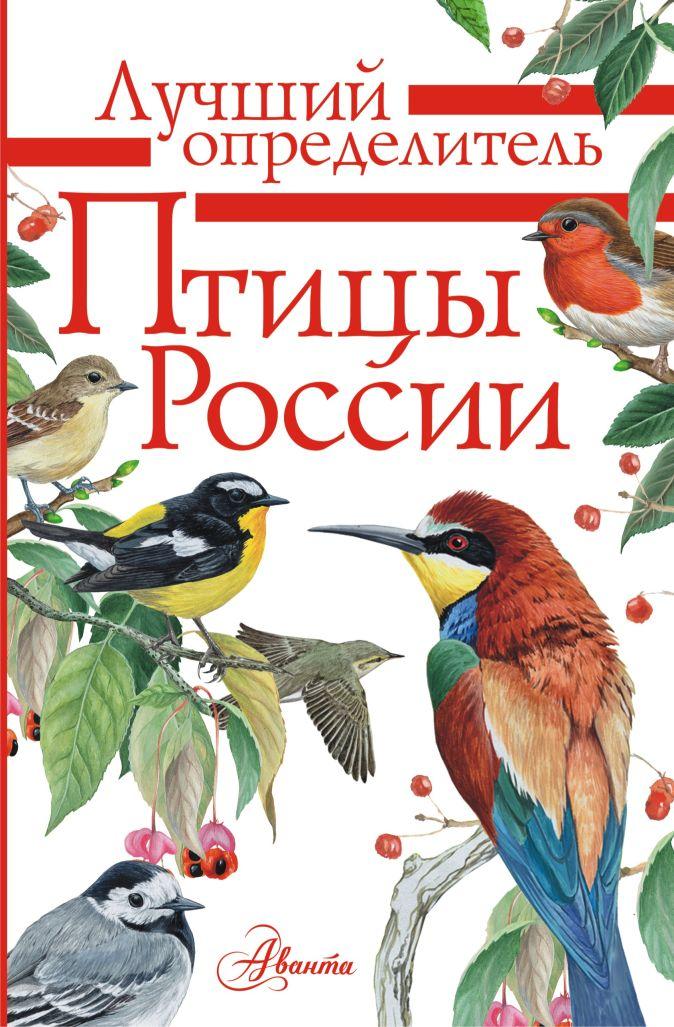 Мосалов А.А. - Птицы России обложка книги