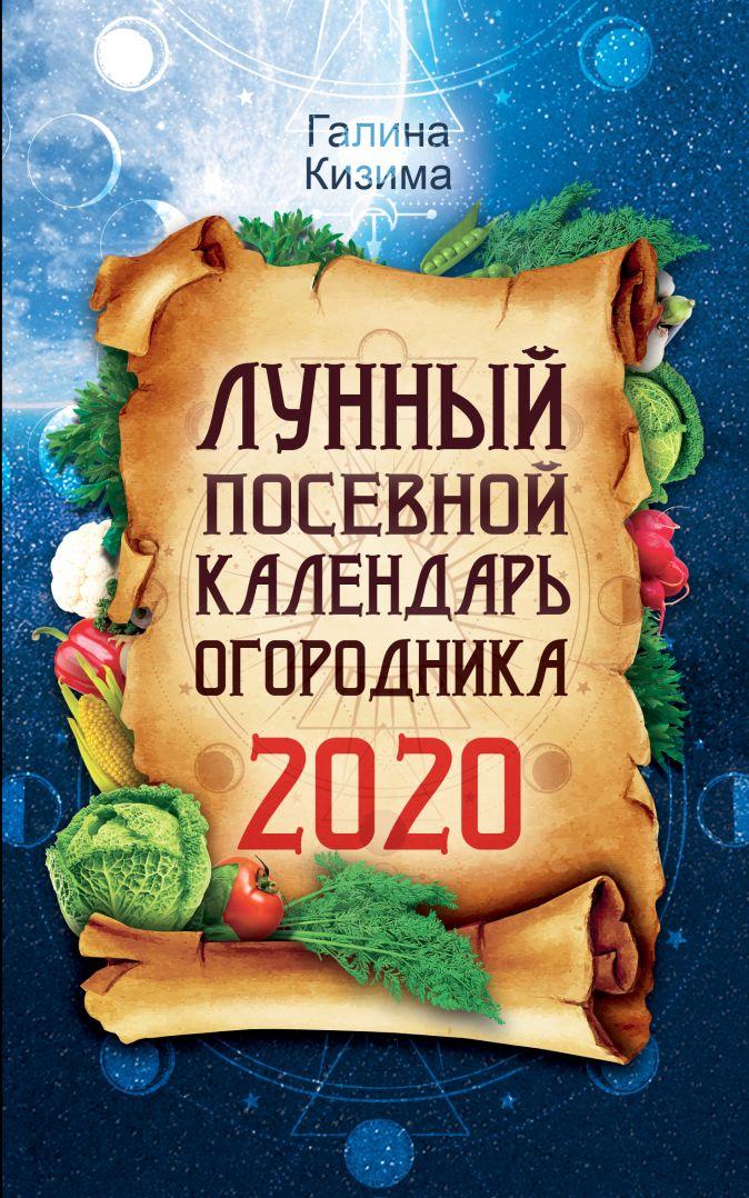 Кизима Г.А. - Лунный посевной календарь огородника на 2020 год обложка книги