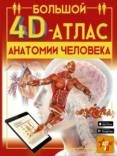 Большой 4D-атлас анатомии человека - фото 1