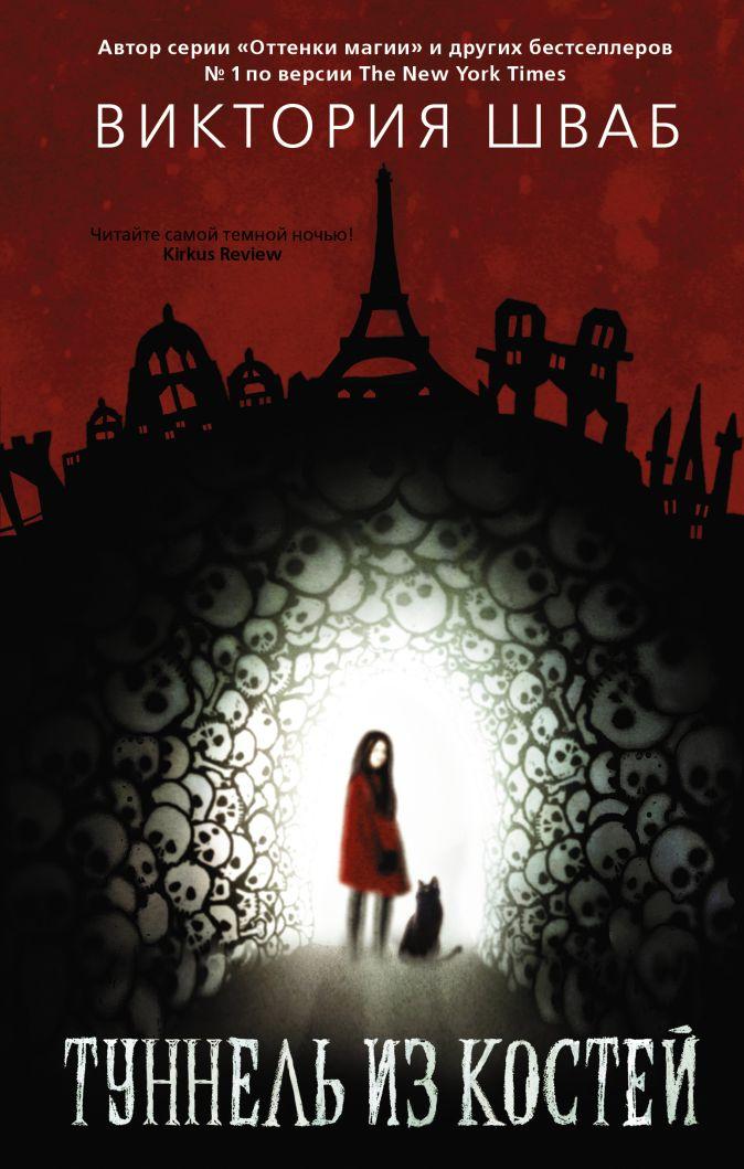 Виктория Шваб - Туннель из костей обложка книги