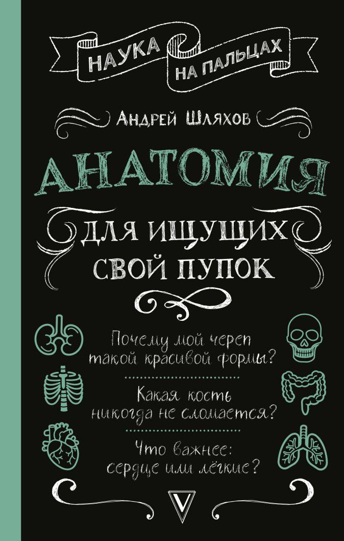 Шляхов А.Л. - Анатомия для ищущих свой пупок обложка книги