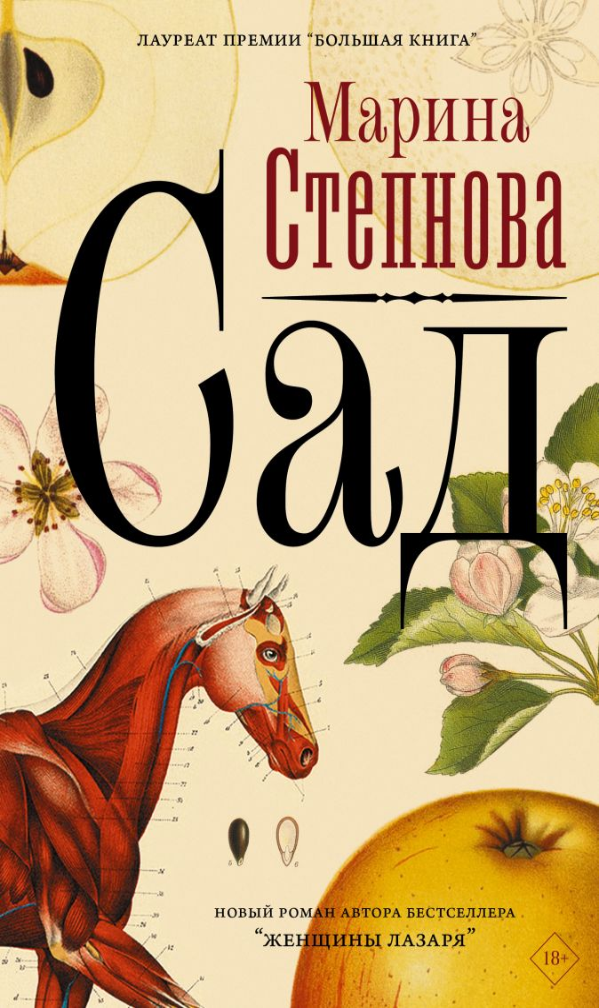 Марина Степнова - Сад обложка книги
