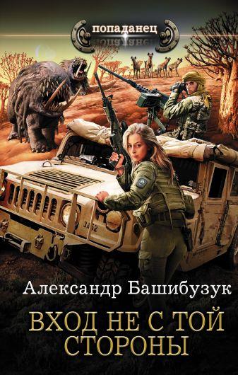 Александр Башибузук - Вход не с той стороны обложка книги