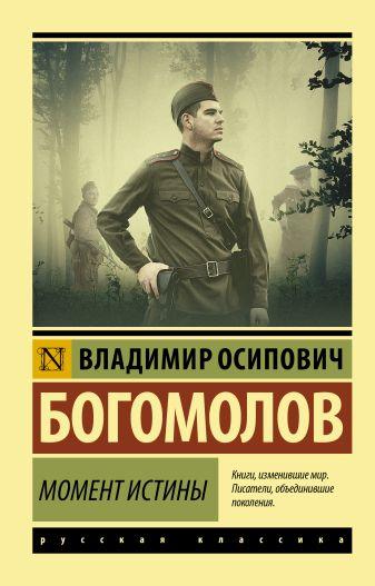 Владимир Богомолов - Момент истины обложка книги