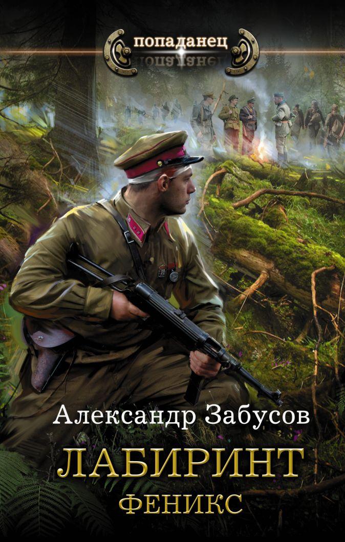 Александр Забусов - Лабиринт. Феникс обложка книги