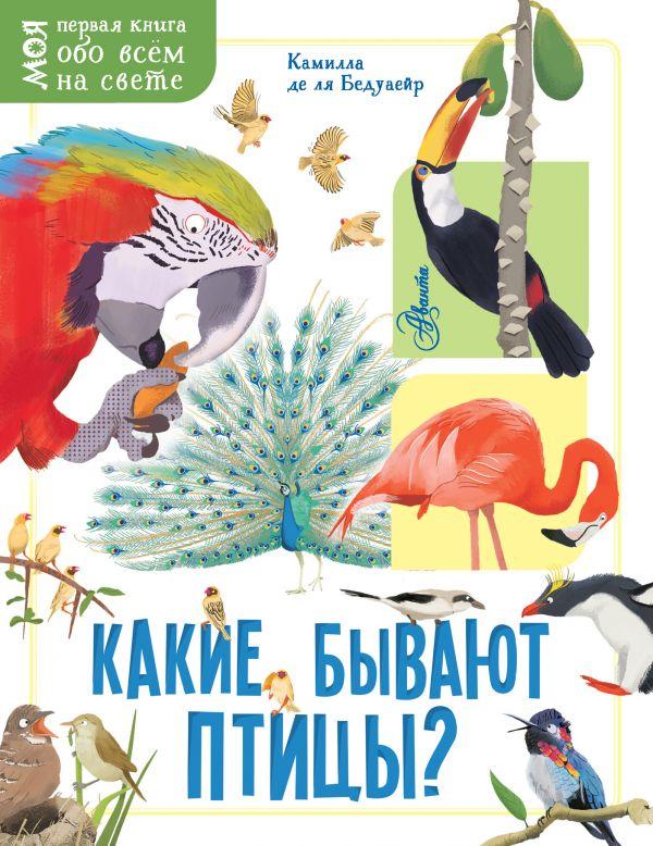 Бедуайер Камилла Какие бывают птицы?