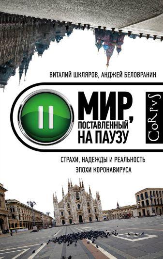 Шкляров Виталий, Беловранин Анджей - Мир, поставленный на паузу обложка книги