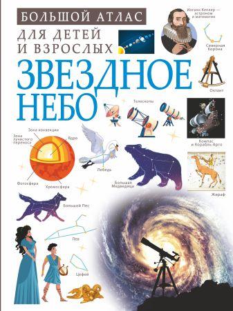 Спектор А.А., Гусев И.Е., Ликсо В.В. - Звездное небо обложка книги