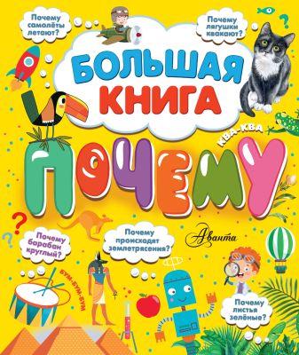 П. Бобков, А. Косенкин и др. - Большая книга почему обложка книги