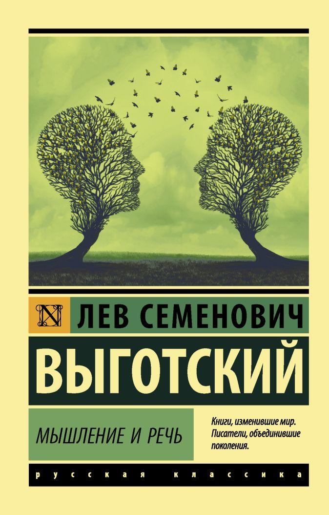 Л. С. Выготский - Мышление и речь обложка книги