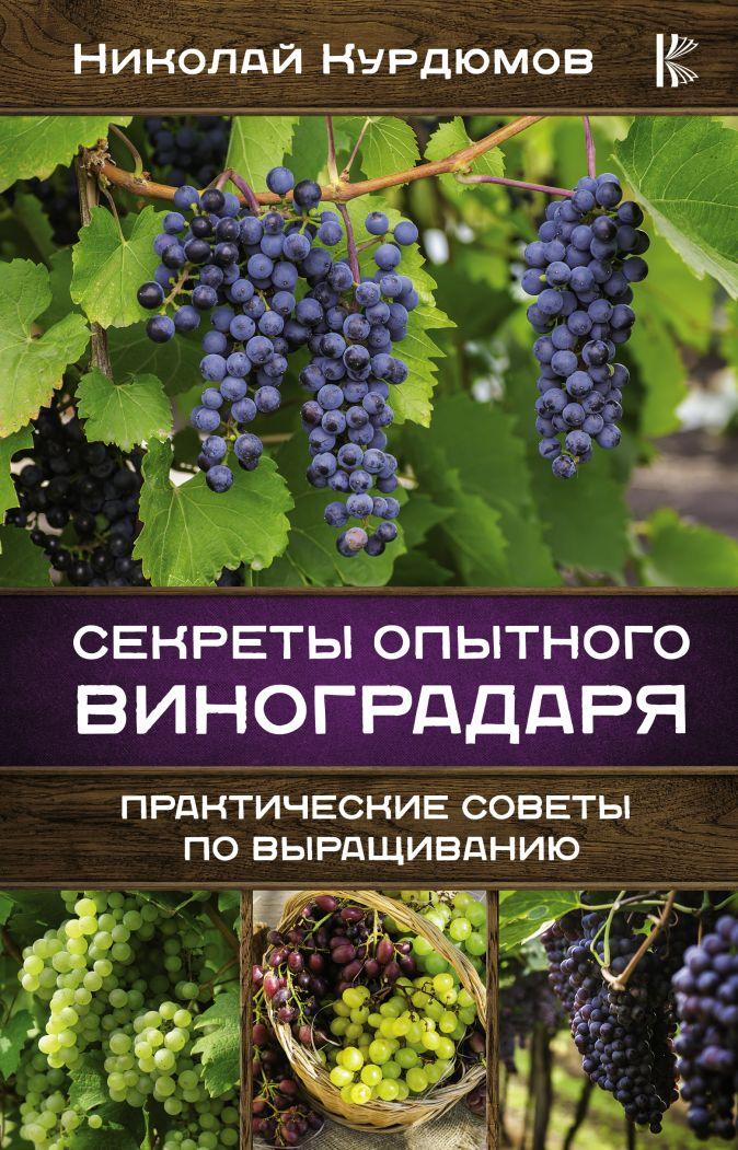 Курдюмов Н.И. - Секреты опытного виноградаря. Практические советы по выращиванию обложка книги