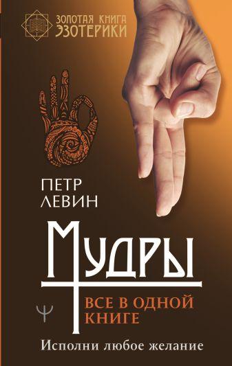 Петр Левин - Мудры. Все в одной книге. Исполни любое желание обложка книги
