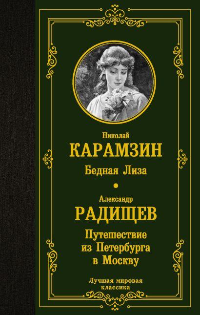 Бедная Лиза. Путешествие из Петербурга в Москву - фото 1